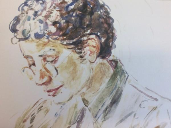 BARLOW Denise - by Lisl Spurny